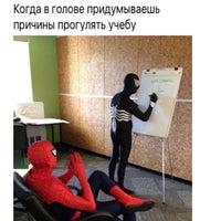Photo taken at Кафедра Факультетской Педиатрии СПБГПМУ by Машенька Я. on 5/20/2016