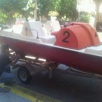 Photo taken at Camping Resort Alcañiz by Ricardo R. on 9/14/2013