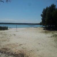Photo taken at Camping Resort Alcañiz by Ricardo R. on 5/9/2014