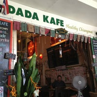 Photo taken at Dada Kafe by Angeles G. on 6/2/2013