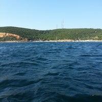 Das Foto wurde bei Kınalıada von NoName am 7/7/2013 aufgenommen