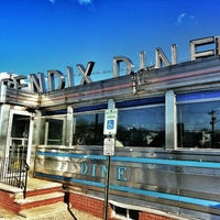 Photo taken at Bendix Diner by Ky E. on 11/29/2013