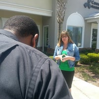 Photo taken at Flagler County Chamber of Commerce by Ky E. on 4/4/2014