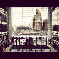 Photo taken at The Shops at Columbus Circle by Angel M. on 2/3/2013
