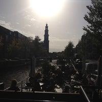 Photo taken at Café P96 by Allyson W. on 10/19/2012