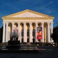 Photo taken at Драматический театр by Иван Ц. on 6/14/2013