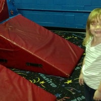 Photo taken at Pump It Up by Anna D. on 6/12/2013
