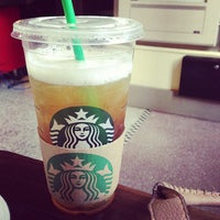 Photo taken at Starbucks by Natasha C. on 4/12/2013