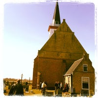 Photo taken at Hoornder kerkje by Erik V. on 4/7/2013