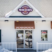 Photo taken at Miller's Roast Beef - South Attleboro by Miller's Roast Beef - South Attleboro on 3/27/2017