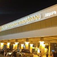 7/4/2013 tarihinde Arzum Ö.ziyaretçi tarafından Milas Bodrum Havalimanı (BJV)'de çekilen fotoğraf