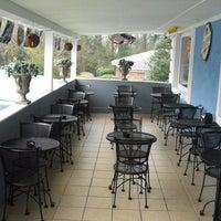 Photo taken at Zorba's Island Bar Restaurant by Nick C. on 11/5/2012