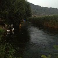 7/25/2013 tarihinde Ebru T.ziyaretçi tarafından Kordon Restaurant'de çekilen fotoğraf