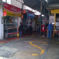 Photo taken at Multi Mercados San Borja by Lady B. on 11/16/2012