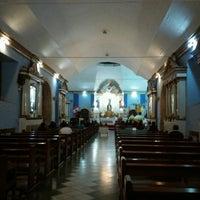 Photo taken at Parroquia Espiritu Santo by Lady B. on 9/16/2016