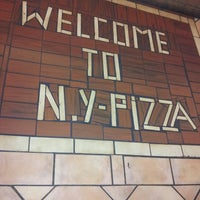 Photo taken at New York Pizza and Subs by Daniel C. on 6/26/2013