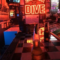 Photo taken at Third Street Dive by Patrick O. on 9/12/2016