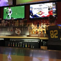 Photo taken at Buffalo Wild Wings by Patrick O. on 8/30/2015