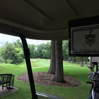Photo taken at Oneida Golf and Country Club by Patrick O. on 8/10/2015