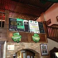 Photo taken at Nicky's Lionhead Tavern by Patrick O. on 3/17/2013