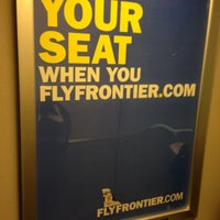 Photo taken at Gate A27 by Patrick O. on 10/13/2012