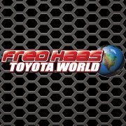 Photo taken at Fred Haas Toyota World by Fred Haas Toyota World on 3/31/2015