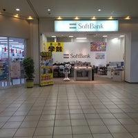 Photo taken at ソフトバンク瀬田 by gomacyan55 on 5/19/2016