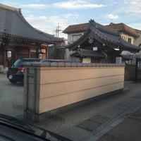 Photo taken at 佛乗寺(Butsujoji) by gomacyan55 on 6/3/2016