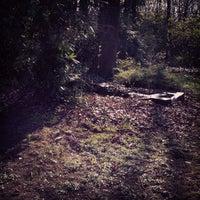 Photo taken at Ostfriedhof by alex b. on 3/27/2014