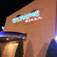 Photo taken at Olympic Diner by Gregory C. on 8/29/2014