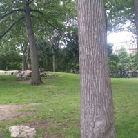 Photo taken at St. James Park by Gregory C. on 6/30/2015