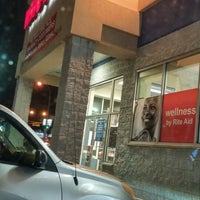 Photo taken at Rite Aid by Gregory C. on 10/11/2014