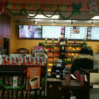 Photo taken at Dunkin' Donuts by Gregory C. on 12/24/2016