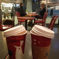 Photo taken at Starbucks by Tatiana W. on 12/29/2012