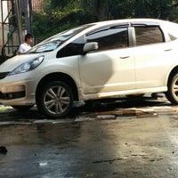 Photo taken at SCW - Sulanjana Car Wash by Marlon A. on 3/6/2014