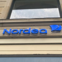 Photo taken at Nordea by Murat on 9/26/2016