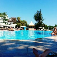 4/29/2013 tarihinde Artem M.ziyaretçi tarafından Aventura Park Hotel'de çekilen fotoğraf