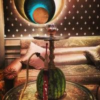 3/28/2013 tarihinde Elcin A.ziyaretçi tarafından Al Fakheer Shisha Lounge'de çekilen fotoğraf