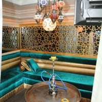 3/7/2013 tarihinde Elcin A.ziyaretçi tarafından Al Fakheer Shisha Lounge'de çekilen fotoğraf