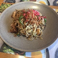 Photo taken at wagamama by Soner O. on 4/3/2017