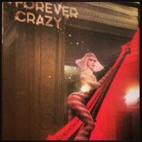 Снимок сделан в Crazy Horse Moscow пользователем Юлия К. 2/23/2013