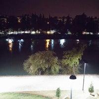 Photo taken at Nil Hotel Manavgat by İbrahim D. on 10/24/2014