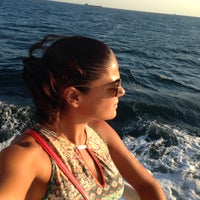 Photo taken at denizin ortası by Milena K. on 8/3/2015