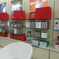 Photo taken at Aster Spring, Dermalogica by Tata T. on 2/3/2013