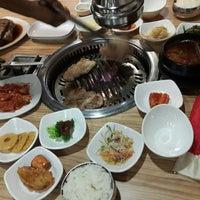 Photo taken at Da Sa Rang Korea BBQ Restaurant by Tata T. on 6/12/2013