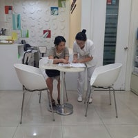 Photo taken at Aster Spring, Dermalogica by Tata T. on 10/19/2013