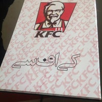 Photo taken at KFC | کی اف سی by Abteen M. on 10/27/2014