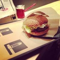 Photo taken at Food Str by mysecretathens.gr on 2/14/2014