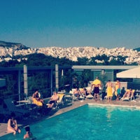 Photo taken at Radisson Blu Park Hotel by mysecretathens.gr on 11/8/2012