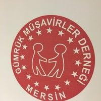 Photo taken at Mersin Gümrük Müşavirleri Derneği by Ivan T. on 6/29/2017